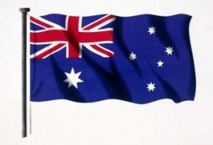 Australian Flag gaming resources
